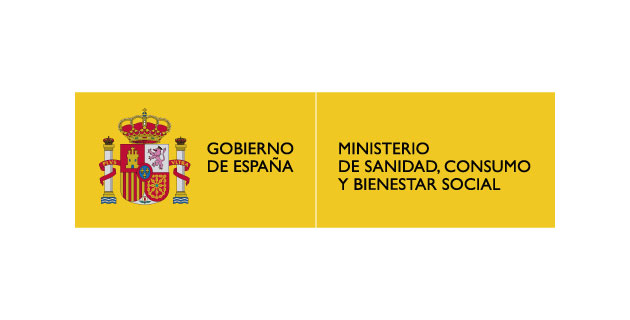 logotipo ministerio sanidad