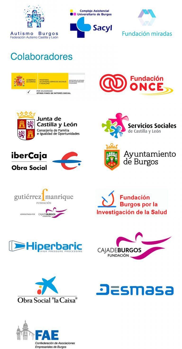 Entidades participantes en el proyecto BBMiradas
